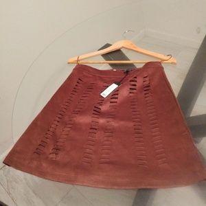 Romeo + Juliet Couture Mini Skirt